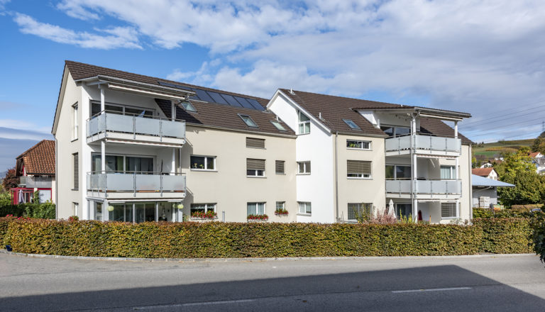 Neubau Mehrfamilienhaus, alte Vorstadt, 5072 Oeschgen