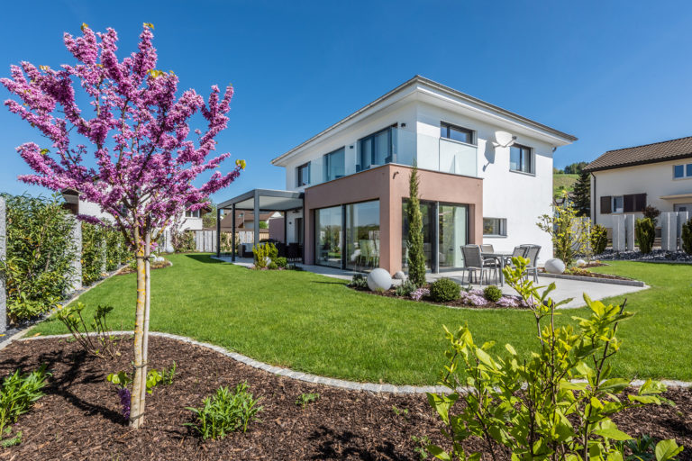 Neubau Einfamilienhaus, Rümmetweg 483, Oeschgen