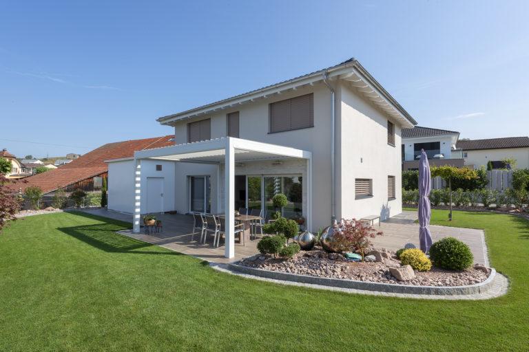 Neubau Einfamilienhaus, Rümmetweg 509, Oeschgen