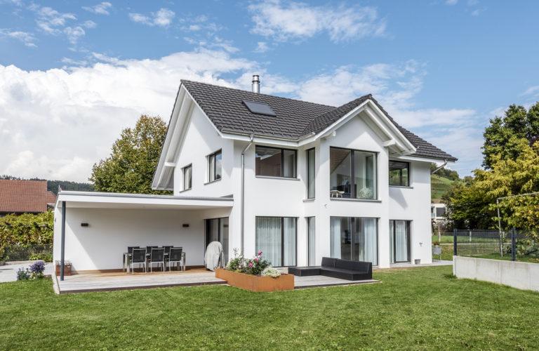 Neubau Einfamilienhaus, Oberdorfstrasse, Wil