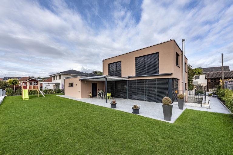 Neubau Einfamilienhaus, Rümmetweg 510, Oeschgen